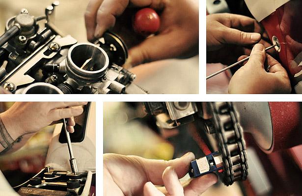 Motorradtechnik Richert – Ihre Motorradwerkstatt in Emmendingen